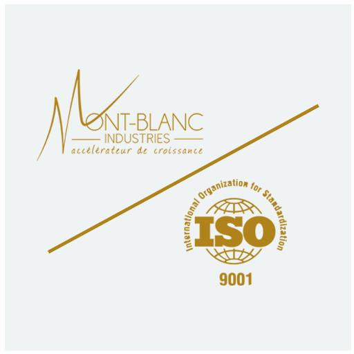 Mont-Blanc Industrie et ISO 9001